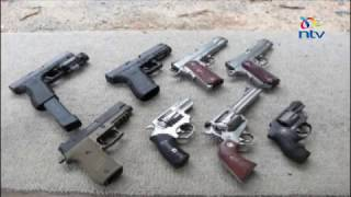 Rogue gun owners endangering lives of Kenyans
