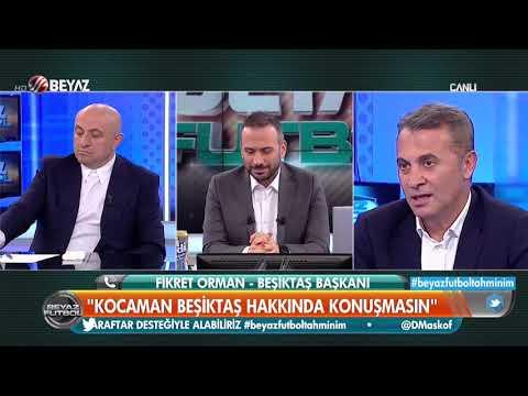 Fikret Orman'dan Fenerbahçe ve Aykut Kocaman açıklaması!