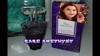Perfume Rare Amethyst de Avon #avon #rareamethyst