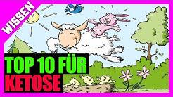 👑TOP 10 FÜR eine ketogene Ernährung 🙌 Meine Gründe für die Ketose [Low Carb High Fat]
