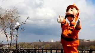 Для Донбасса видео-обращение к Пасхе от пожарного в стихах(, 2015-04-06T05:50:20.000Z)