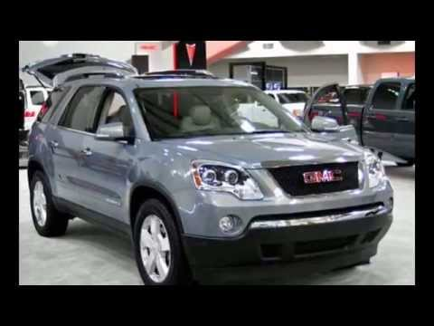 2008 GMC Acadia Gas Mileage Pricing & Features