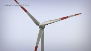 Die Kraft des Windes, Teil 1 von 5, Kleinwindanlagen und große Windkraftwerke sorgen für Windenergie