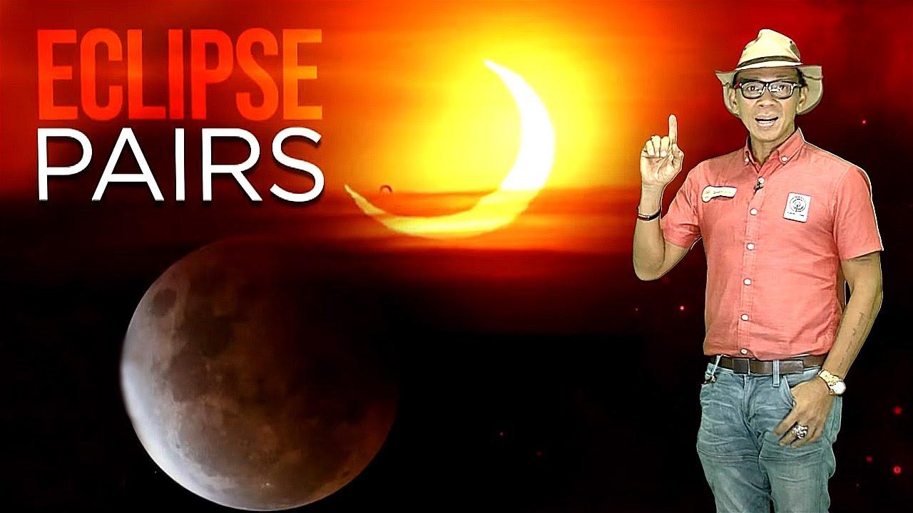 Alam niyo ba na hindi lang tao o hayop ang may kapares? Ang mga Eclipse meron ding kapares