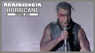 Rammstein - Ich Tu Dir Weh / Ich Will / Engel (LIVE at Hurricane 2016) | [Proshot] HD 50fps