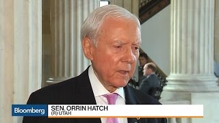 Sen. Orrin Hatch Defends Stopping Warren Speech