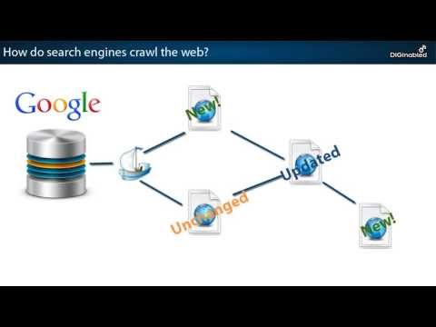 Hows search engines work: How do search engine crawlers work?
