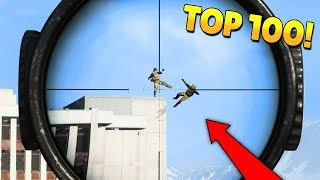 TOP 100 FUNNIEST FAILS IN MODERN WARFARE