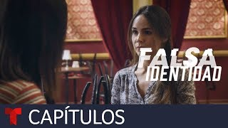 Falsa Identidad | Capítulo 50 | Telemundo Novelas