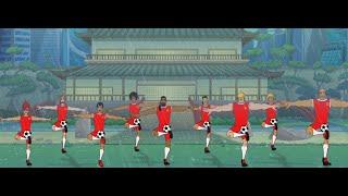 Supa Strikas - S03E37 - Queijo, Mentiras e Cassete de Video Desenhos Animados de Futebol