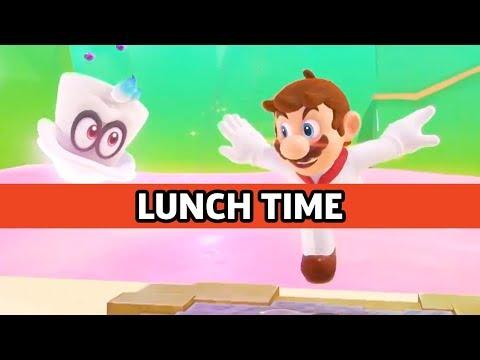 Super Mario Odyssey - Luncheon Kingdom Showcase With Yoshiaki Koizumi (Official)