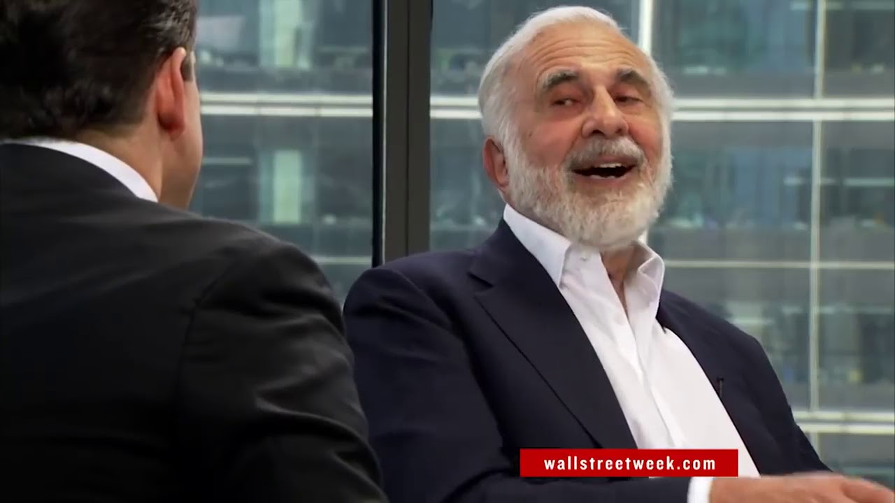 On Investing. Markets and his Life | Carl Icahn - YouTube
