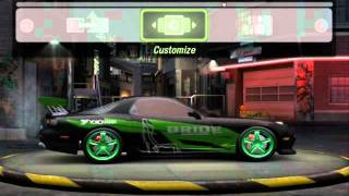 Repeat youtube video Need For Speed Underground 2 Tuned Drift Cars