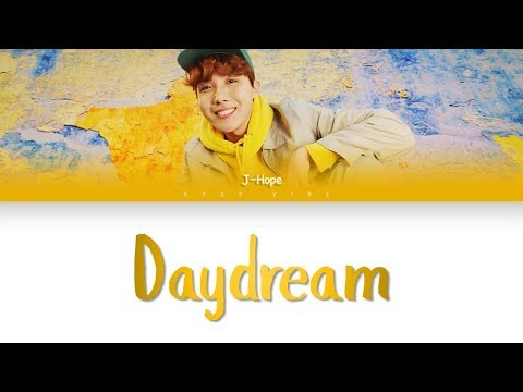BTS J-hope  - 'Daydream' 백일몽 Color Coded  Han/Eng/Rom