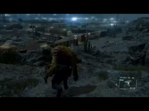 MGSV GZ a fondo! #FINAL WALKTHROUGH - Español