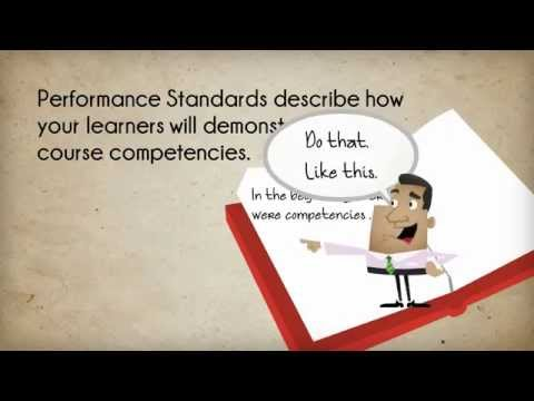 How To Write Performance Standards