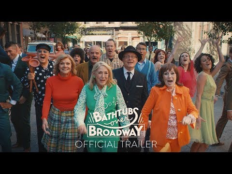 BATHTUBS OVER BROADWAY - Official Trailer [HD] - In Select Theaters & On Demand Mp3