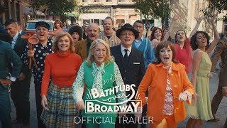 BATHTUBS OVER BROADWAY - Official Trailer [HD] - In Select Theaters