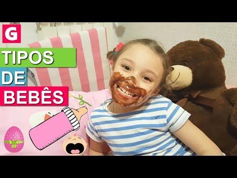 TIPOS DE BEBES 5  Vale a Pena Ver de novo - MISS GABY