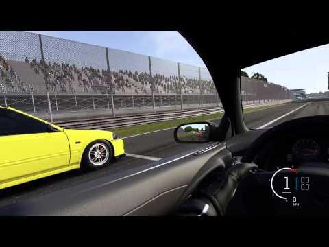AWD Talon vs All Motor K Series Civic.    ...