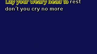 Kansas - Carry On My Wayward Son - Karaoke
