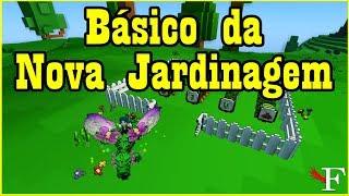 TROVE - O BÁSICO DO NOVO UPDATE DE JARDINAGEM - #764 PTBR