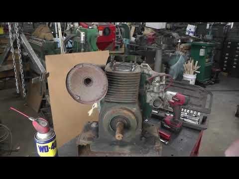 Lauson PAM 825 Antique Engine Back to Life