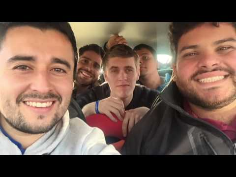 Viaje Argentina a Chile / Chile para Argentina TIMELAPSE 2016