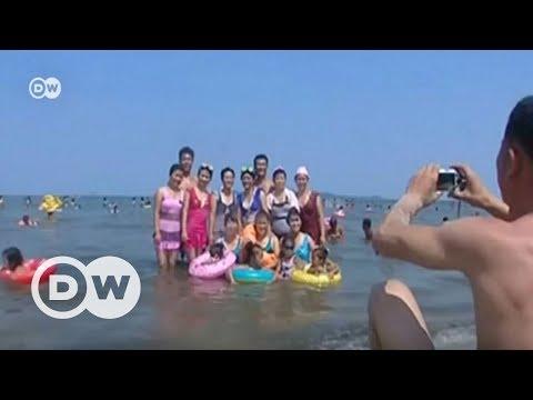 Kuzey Kore'den turizm atağı - DW Türkçe