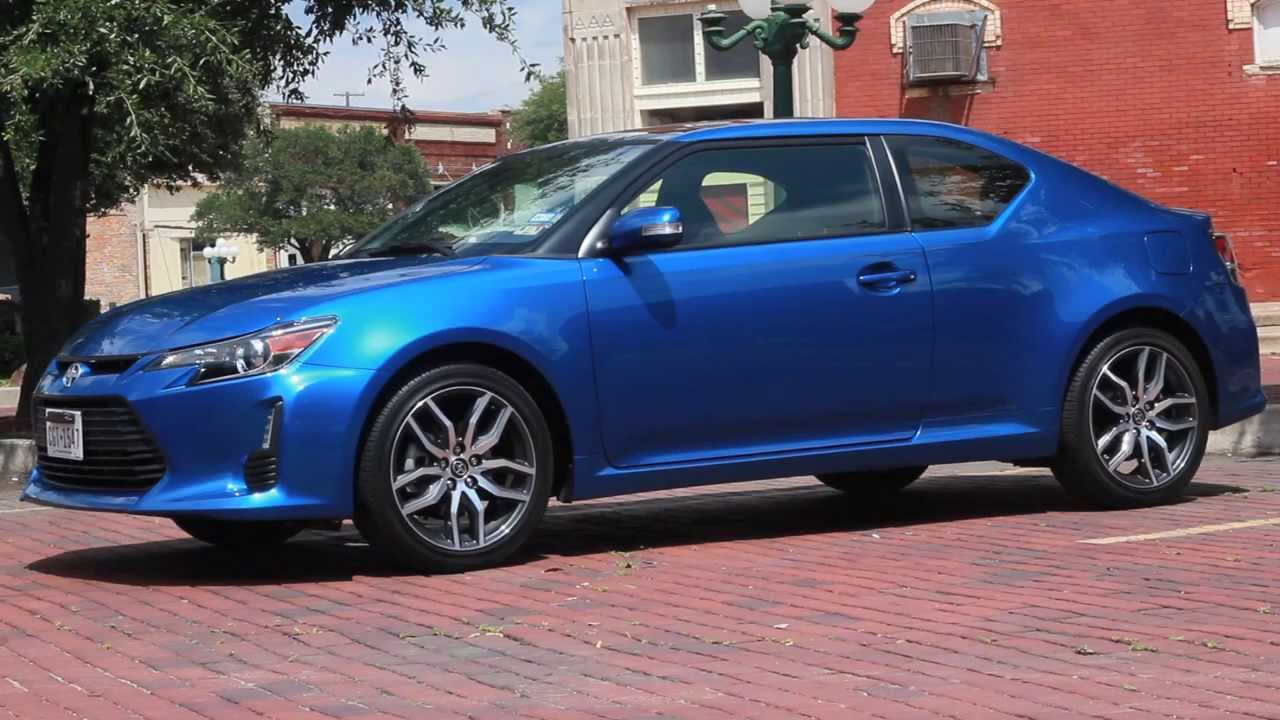 2014 Scion Tc - What U0026 39 S Cool About It