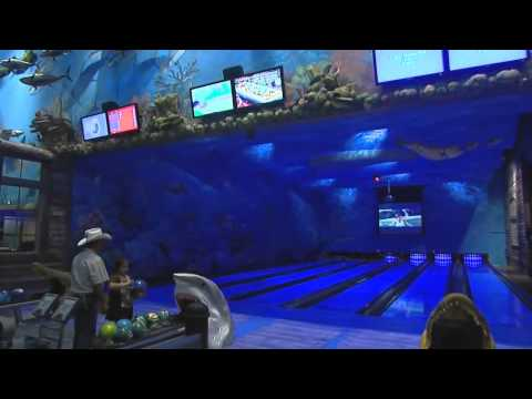 Bowling Alley At Bass Pro Shops