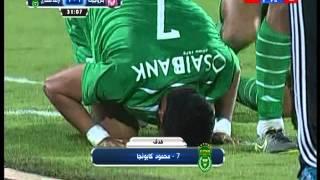 كأس مصر 2016 | محمود كابونجا يعود بالاتحاد بهدف التعادل