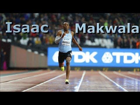 Isaac Makwala  - Sprinting Montage