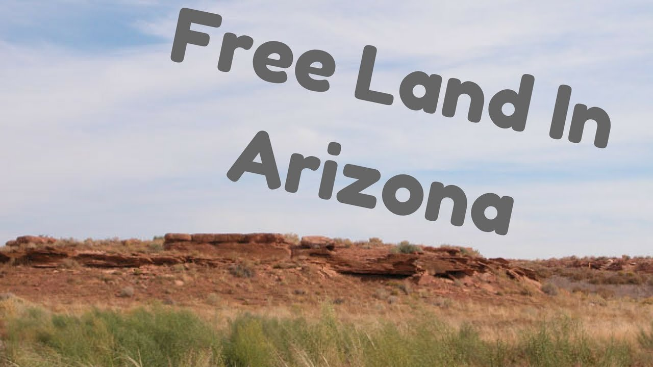 Sold free land in arizona youtube for How to get free land in usa
