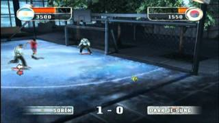 Fifa street 2 Gameplay HD