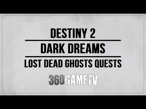 Destiny 2 Dark Dreams Dead Ghost Location Lunar Battlegrounds (Lost Dead Ghosts Quests)