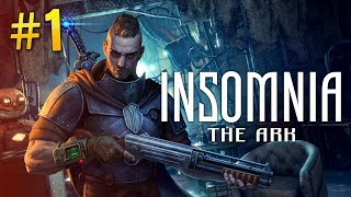 INSOMNIA: The Ark Gameplay Complete