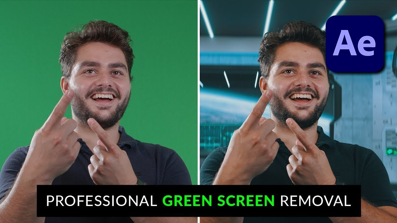 Download [How To] Green Screen Removal Like A Pro in After Effects Tutorial
