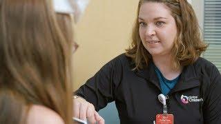 I Am a Psychiatric Nurse | Cincinnati Children's
