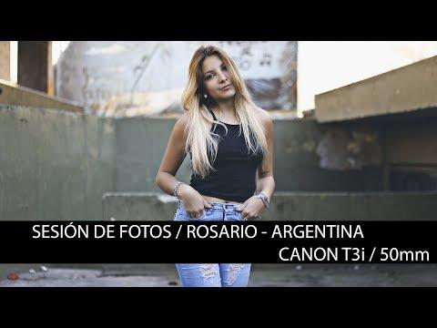 Sesión De Fotos / Rosario - Argentina / Canon T3i / 50mm