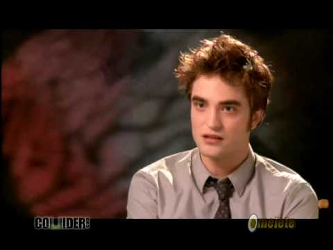 "Robert Pattinson: ""The Twilight Saga: Eclipse"" Interview"