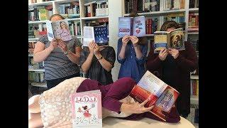 Bloomsbury Children's Live Winter 2018 Preview