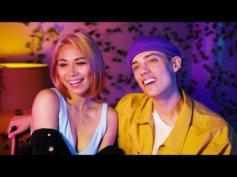 A WHOLE NEW WORLD - Leroy Sanchez & Jessica Sanchez (Music Video)