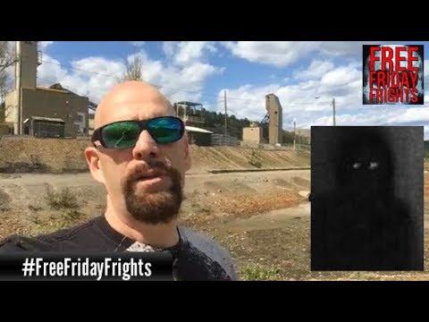 Haunted Levack Mine - Free Friday Frights - June 8, 2018