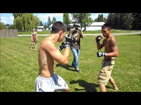 Backyard Fight