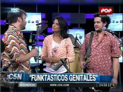 C5N - MUSICA EN VIVO: FUNKTASTICOS GENITALES EN DE0A6