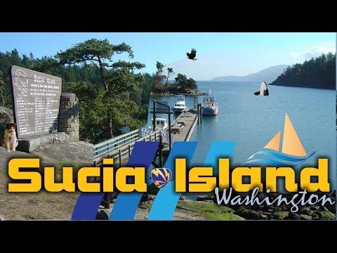 Sucia Island Marine Park Wa State Park Information HD