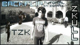 tutorial backflip en espaol tzk