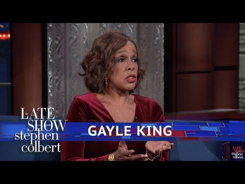 Thumbnail: Gayle King Reacts To Charlie Rose's Firing