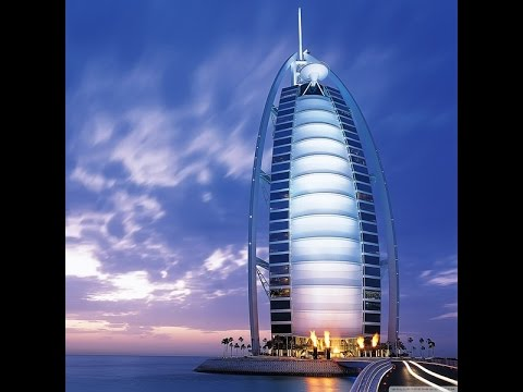 Jumeirah hotels resorts dubai best hotels in the world for The famous hotel in dubai